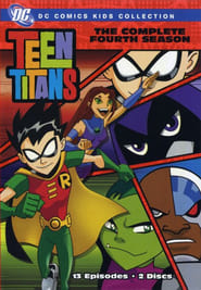 Teen Titans saison 4 streaming vf