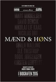 Men & Chicken affisch