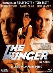 The Hunger. El Lado Salvaje del Deseo Poster