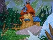 Foul Weather Smurf
