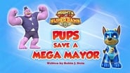 Mighty Pups, Super Paws: Pups Save the Mega Mayor