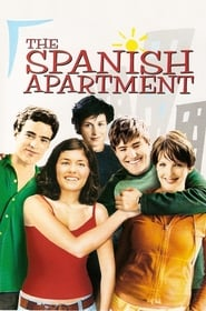 The Spanish Apartment Film Plakat