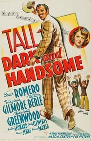 Plakat Tall, Dark and Handsome