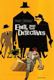 Emil and the Detectives affisch