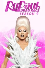 RuPaul's Drag Race streaming saison 9 poster