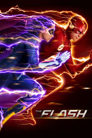 The Flash Season 5 Episode 8 : What's Past Is Prologue