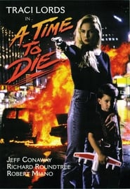 A Time to Die Film Plakat