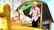 Sanji's Shock! Mysterious Old Man and His Super Yummy Cooking!