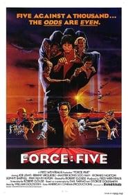 Force: Five Netflix HD 1080p
