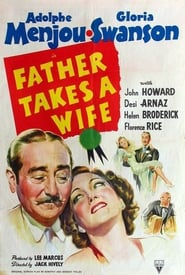 Affiche de Film Father Takes a Wife