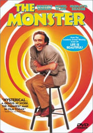 The Monster poster