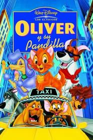 Película Oliver y compañia