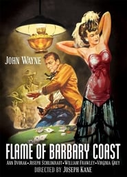 Flame of Barbary Coast Juliste