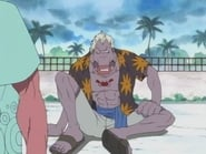 ¡Luffy en problemas! Gyojin contra los piratas de Luffy