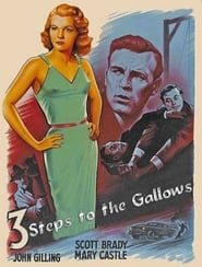 Affiche de Film Three Steps to the Gallows