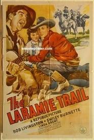 The Laramie Trail affisch