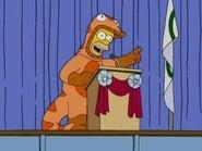 Homer A La Carrera
