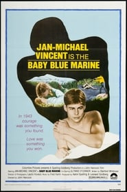 poster do Baby Blue Marine
