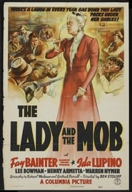 Póster The Lady and the Mob