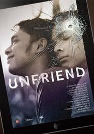 Unfriend affisch