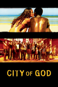City of God 2002 movie poster