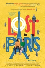 Lost in Paris (2017) BluRay 720p 750MB Ganool