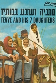 Tevye and His Seven Daughters locandina