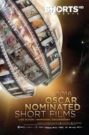 The Oscar Nominated Short Films 2016 Poster