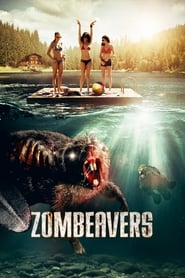 Poster Zombeavers 2014