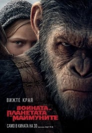 Watch War for the Planet of the Apes Online Movie