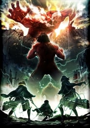 Attack on Titan streaming saison 2 poster
