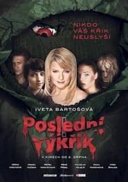 poster do Poslední výkřik