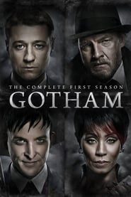 Gotham - Rise of the Villains/Wrath of the Villains Season 1