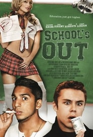 School's out Juliste