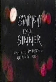 Symphony for a Sinner Film Plakat