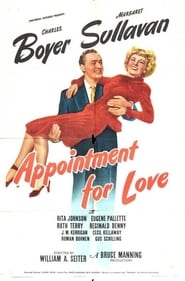 Appointment for Love Film Kijken Gratis online
