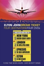 Elton John Dream Ticket: 3 Ephesus The Great Amphitheatre