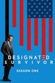 Streaming Designated Survivor poster