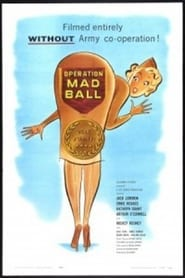 Affiche de Film Operation Mad Ball