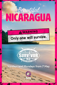Streaming Survivor New Zealand poster