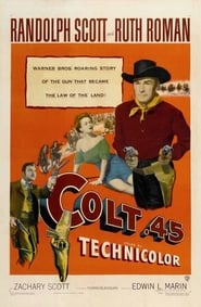 Plakat Colt .45