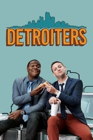 Streaming Detroiters poster