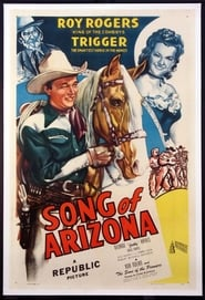 Plakat Song of Arizona