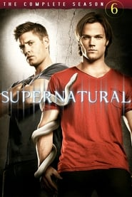 Supernatural saison 6 streaming vf