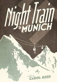 Affiche de Film Night Train to Munich