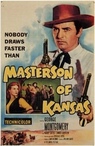Póster Masterson Of Kansas