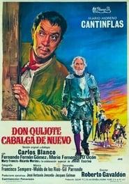 Cantinflas: Don Quijote cabalga de nuevo