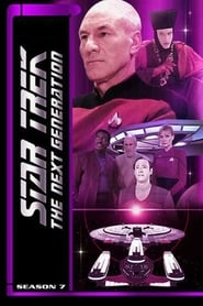 Star Trek: The Next Generation streaming vf poster