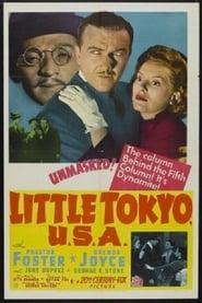 Little Tokyo, U.S.A. affisch