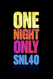 Saturday Night Live: 40th Anniversary Special (2015)